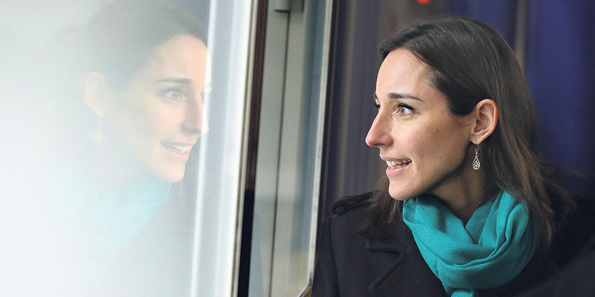 Brune Poirson La Secretaire D Etat Qui Reve En Grand