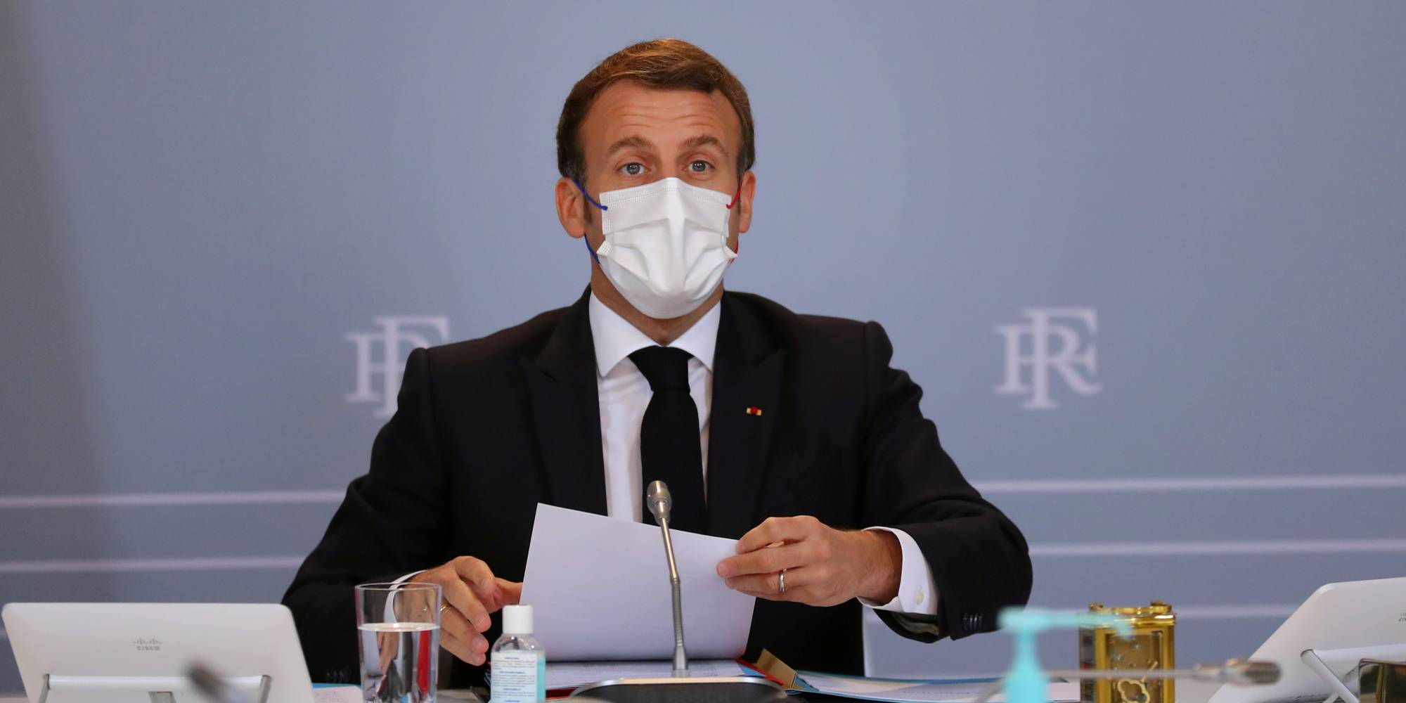 Covid 19 Ce Que Les Discours Et Allocutions D Emmanuel Macron Revelent De Sa Gestion De Crise