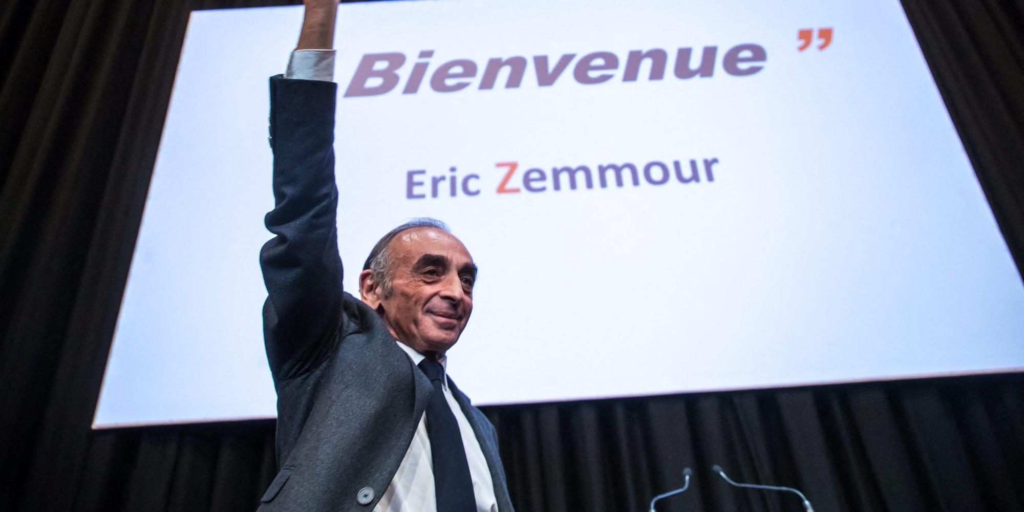 Elections 2022 : Zemmour lance son parti en prévision des législatives