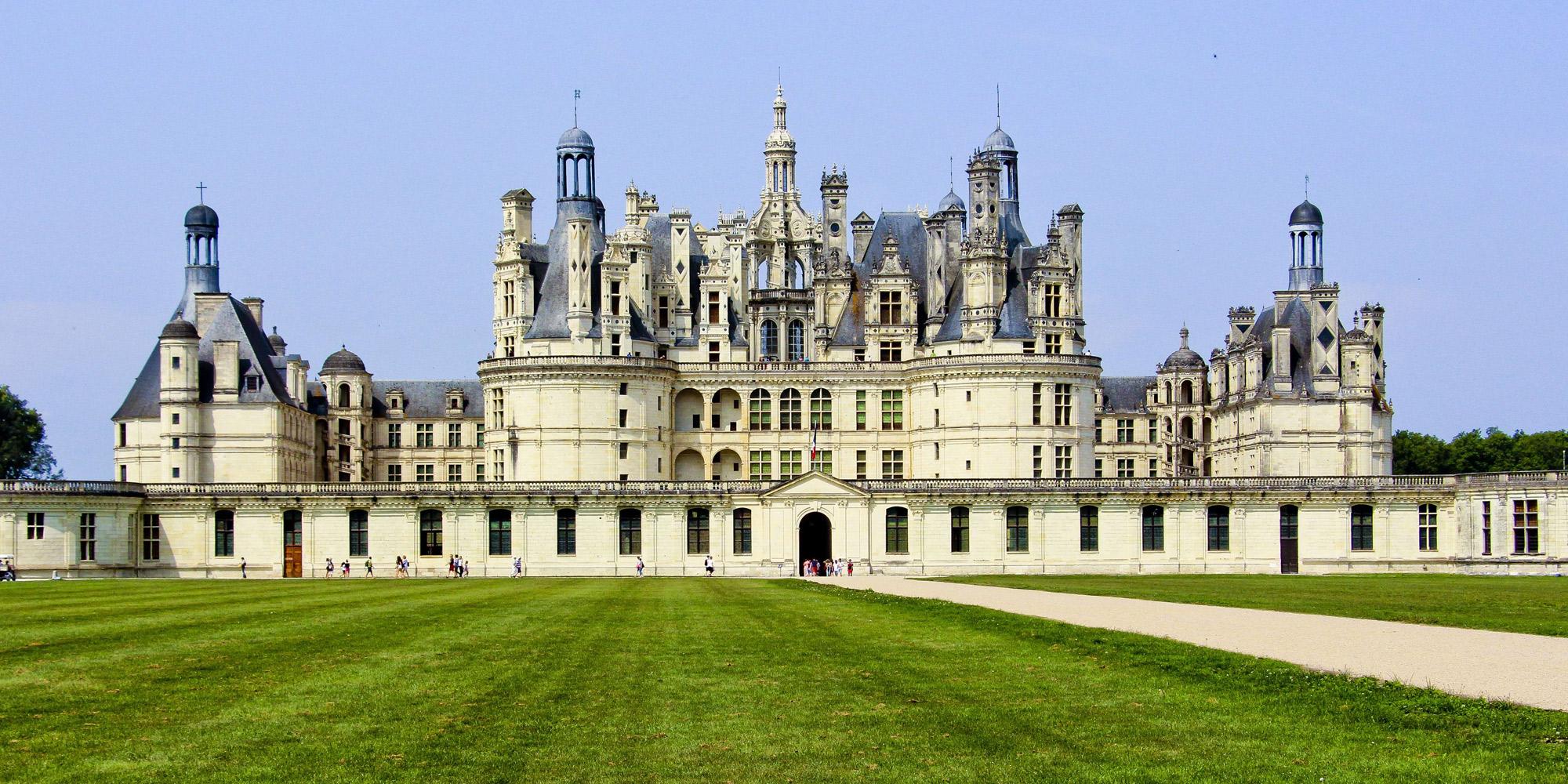 Emmanuel Macron Fete Son Anniversaire Au Chateau De Chambord