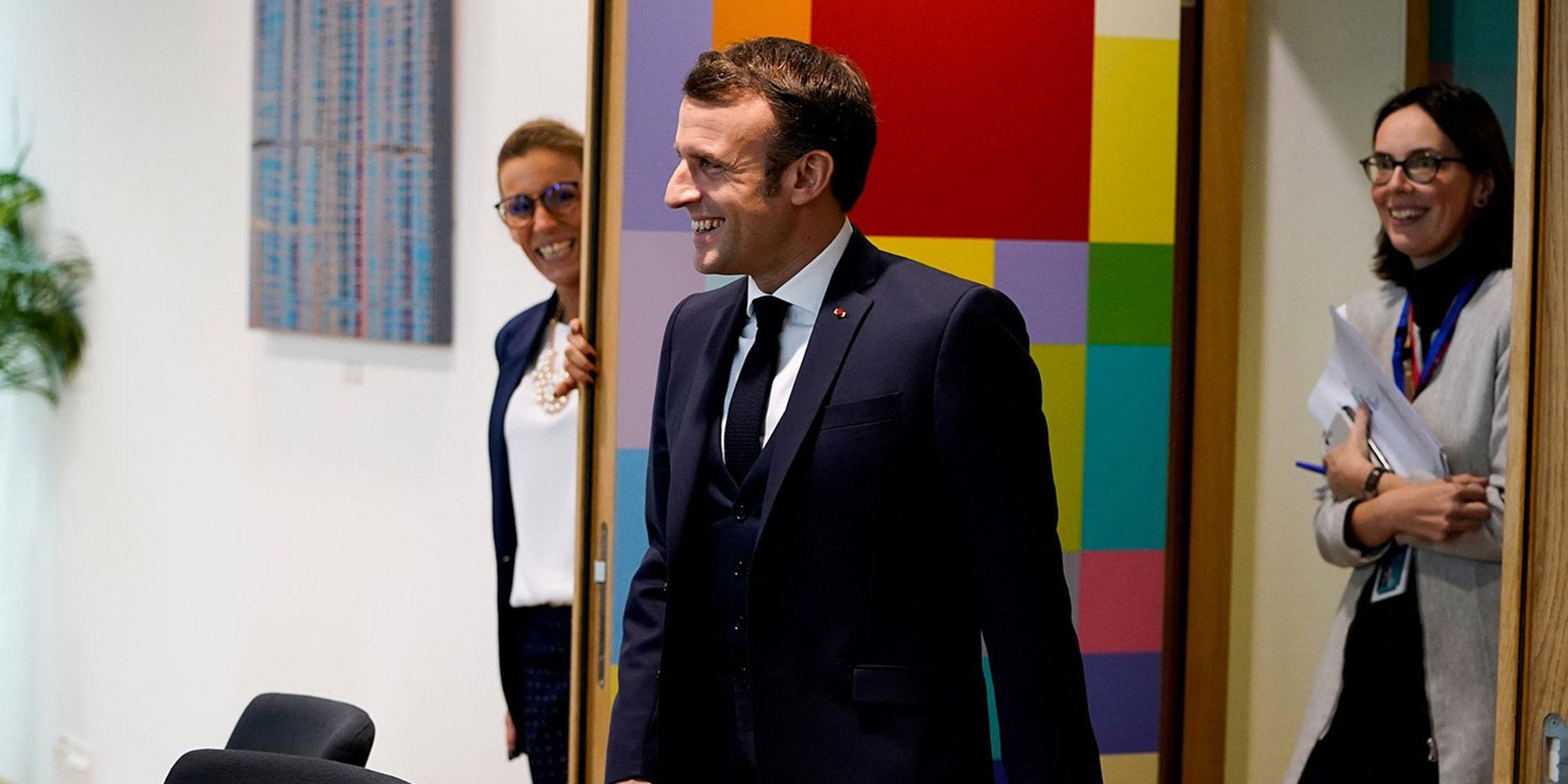 En pleine négociation sur la PAC, Emmanuel Macron va-t-il se rendre au Salon de l'agriculture?