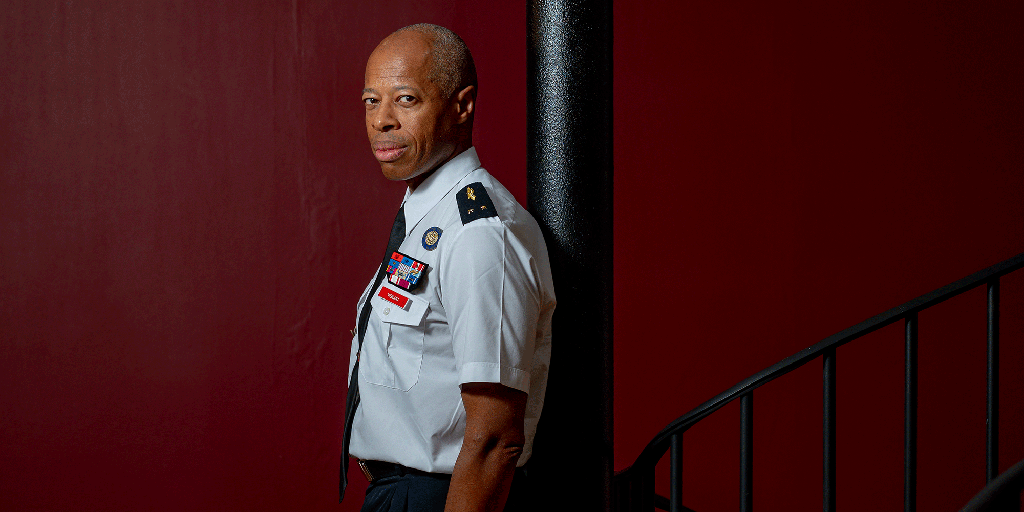 """Général Jean-Marc Vigilant, commandant de l'Ecole de Guerre : """"J'étais presque toujours le seul noir"""""""