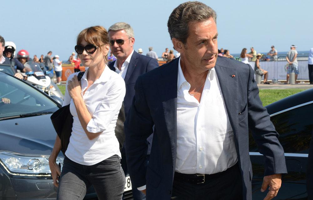 Les Luxueuses Vacances De Sarkozy En Corse
