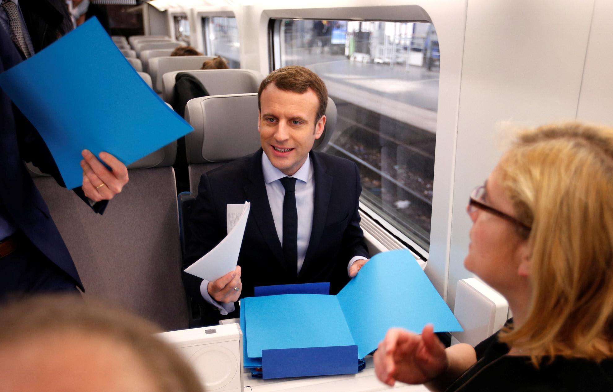 Macron La Fausse Affaire Des Trois Millions Evanouis De Rothschild