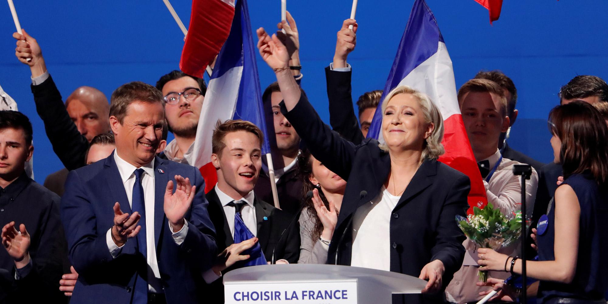 Alliance des patriotes, mais sans le RN : l'impasse Dupont-Aignan
