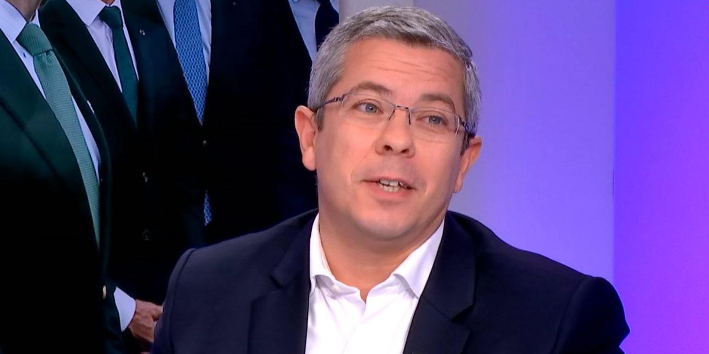Michel Bettan, le spin doctor de Xavier Bertrand
