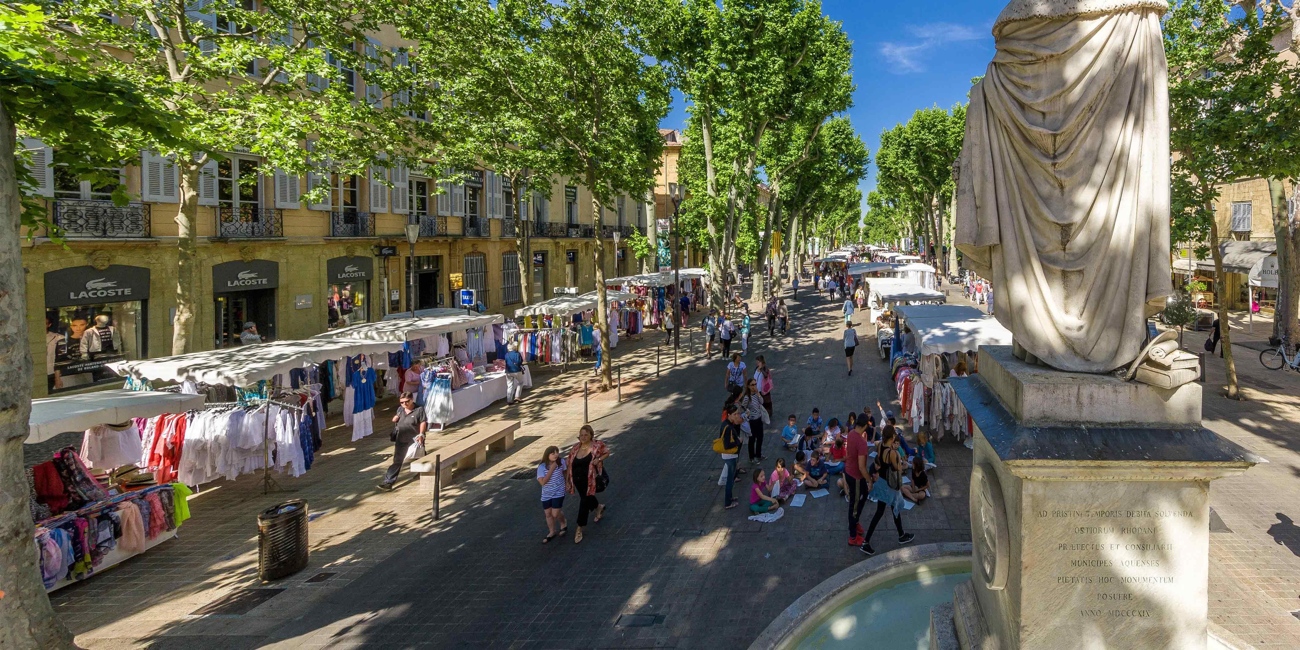 Municipales : à Aix-en-Provence, la campagne suspendue à une décision de justice