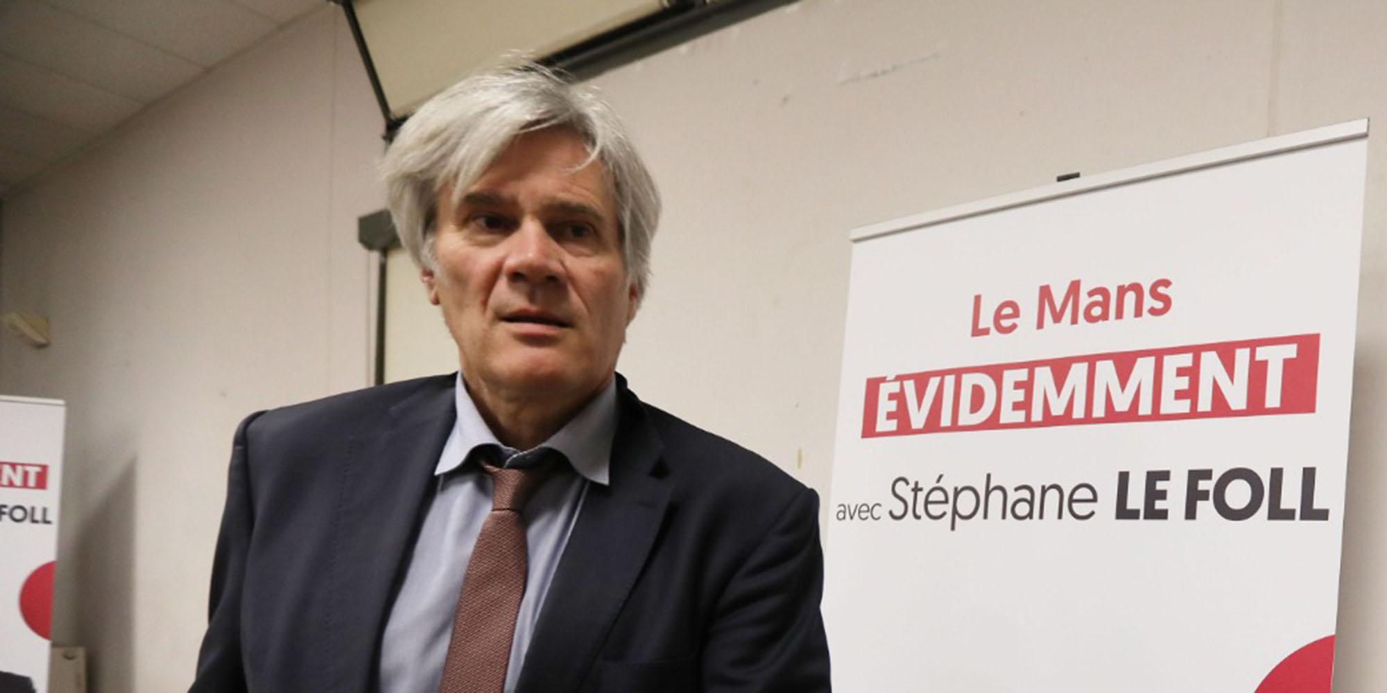 Municipales : Stéphane Le Foll peut-il conserver le Mans?