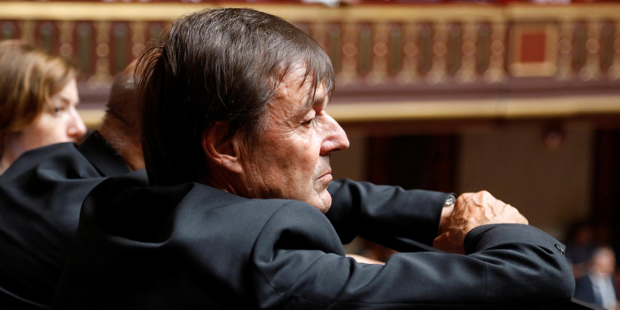 Nicolas Hulot revient… et prend le risque d'être inaudible face aux gilets jaunes