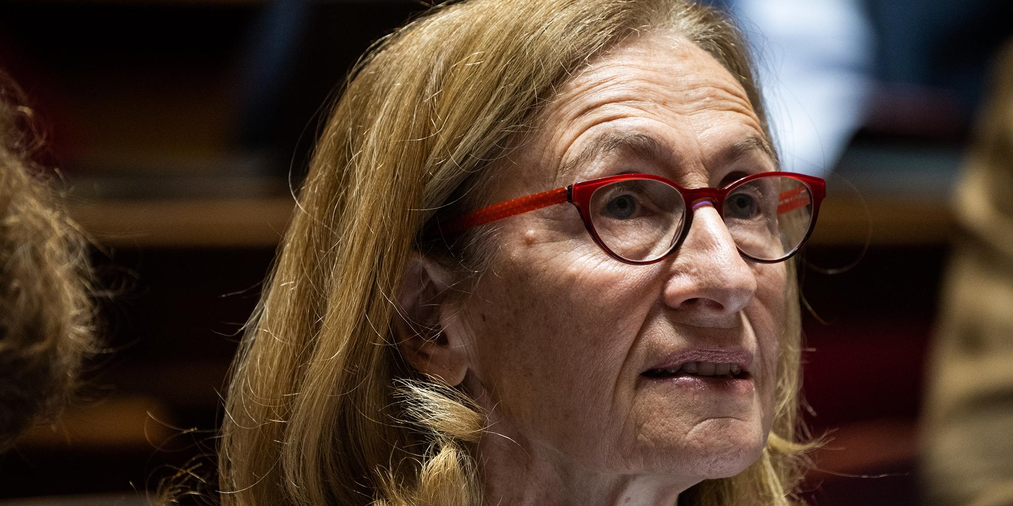 Nicole Belloubet envisagée par Emmanuel Macron pour présider la Cour des comptes