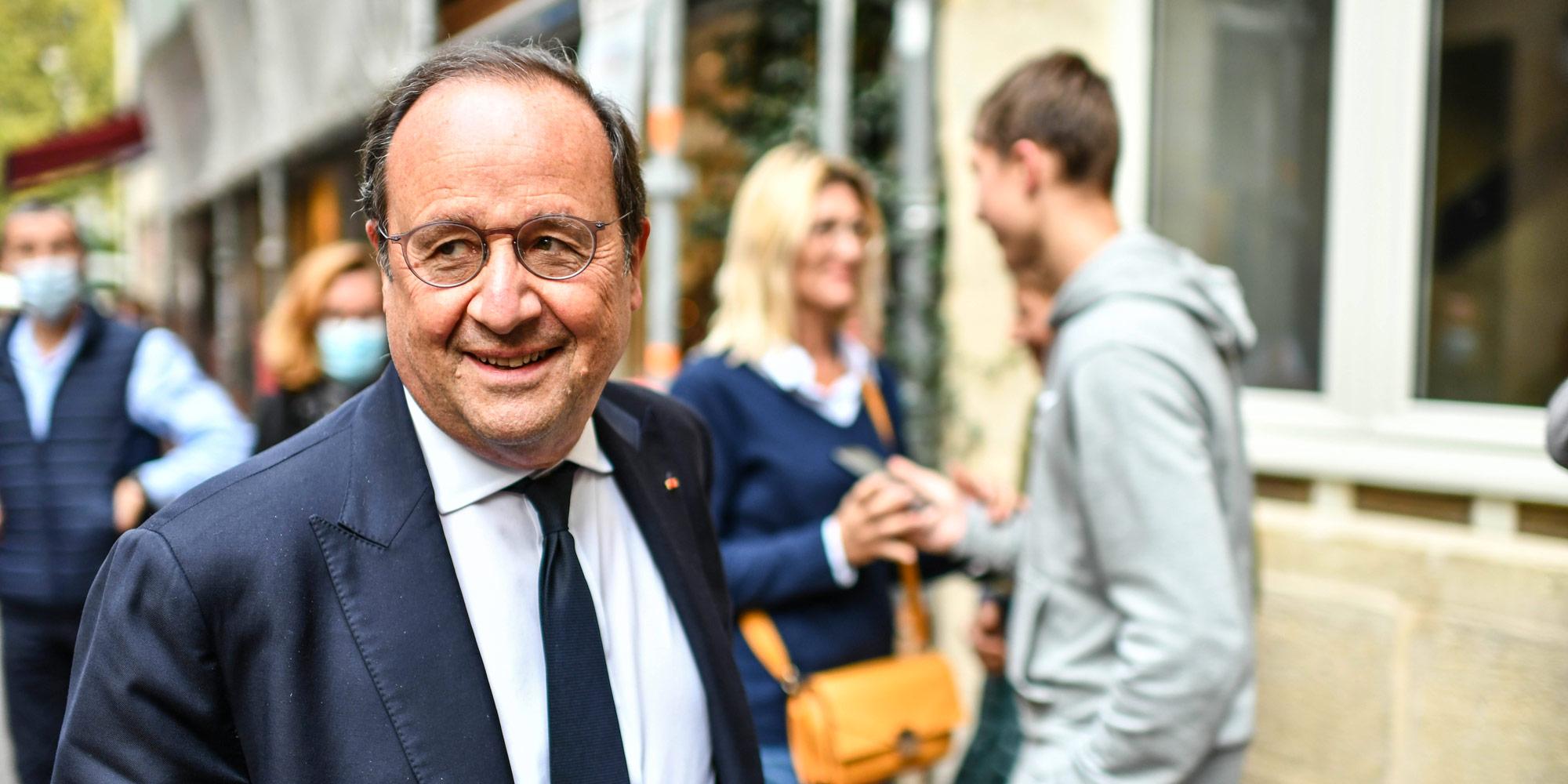 """Présidentielle 2017 : """"Ce n'est pas moi qui me suis retrouvé à 6%"""", Hollande dit vrai mais..."""