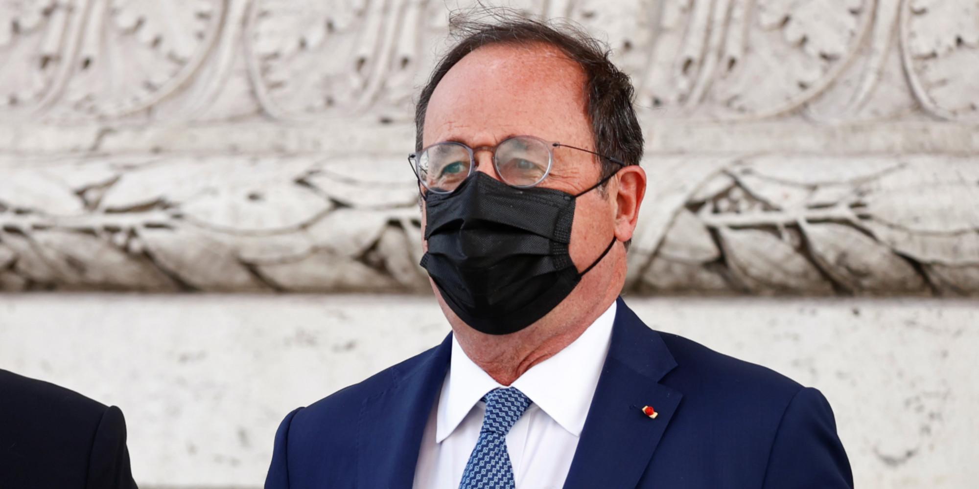"""Présidentielle en 2022 : à gauche, François Hollande plaide pour la construction d'un """"projet"""" avant l'union"""