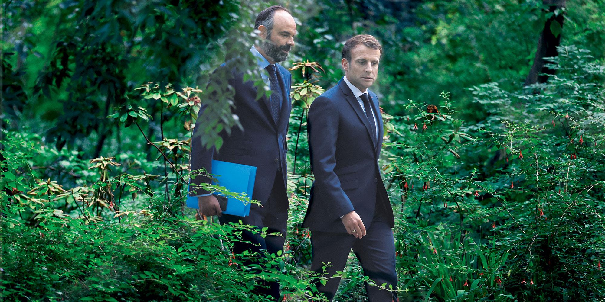 REVELATIONS. Emmanuel Macron-Edouard Philippe : l'histoire secrète de leur divorce