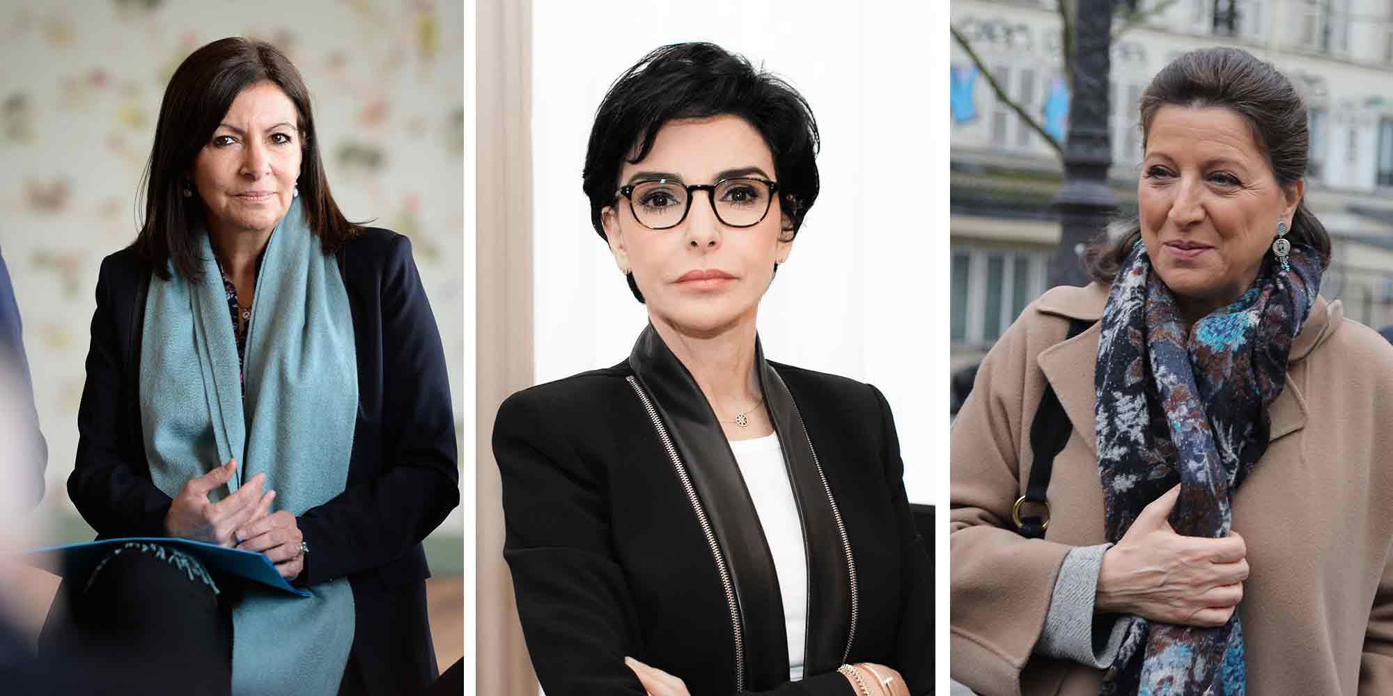 SONDAGE. Municipales à Paris : Anne Hidalgo reste en tête, Rachida Dati monte, Agnès Buzyn s'affirme