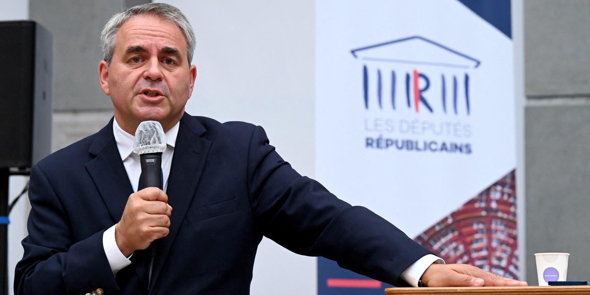 SONDAGE. Bertrand est, de loin, le candidat de droite le mieux placé pour battre ses adversaires en 2022