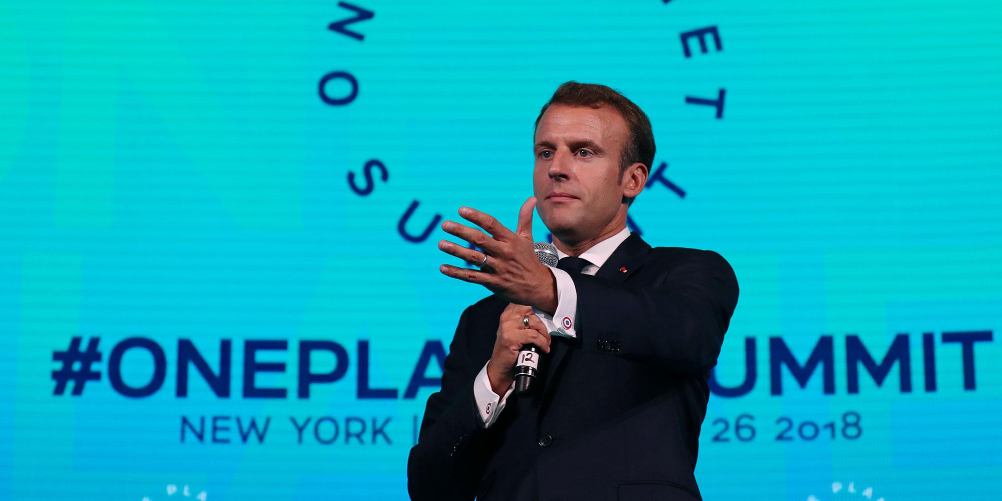 Sortie du glyphosate en 3 ans : comment Macron est revenu sur sa promesse