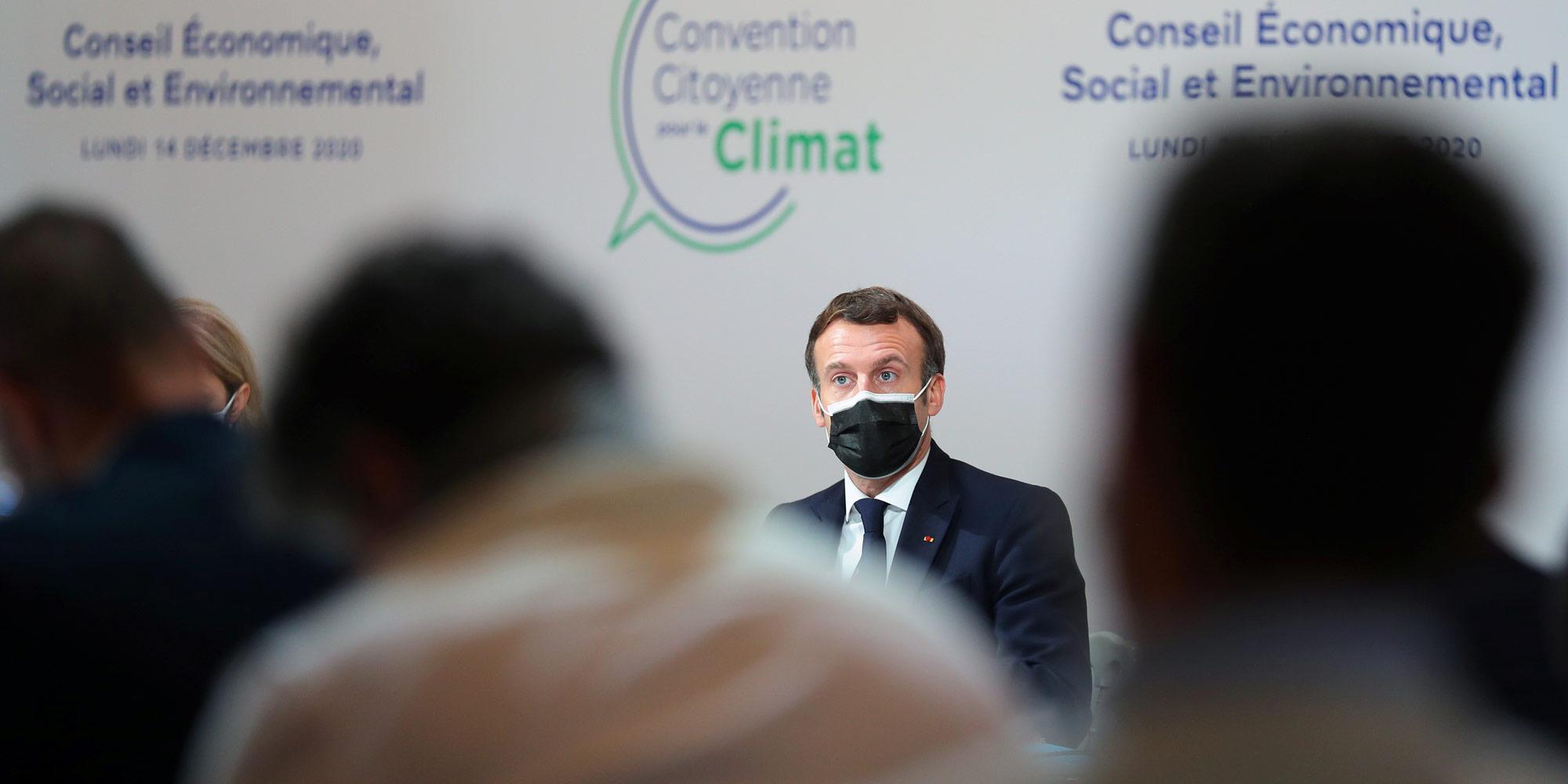 TRIBUNE. Convention citoyenne pour le climat: aux parlementaires de bâtir la loi