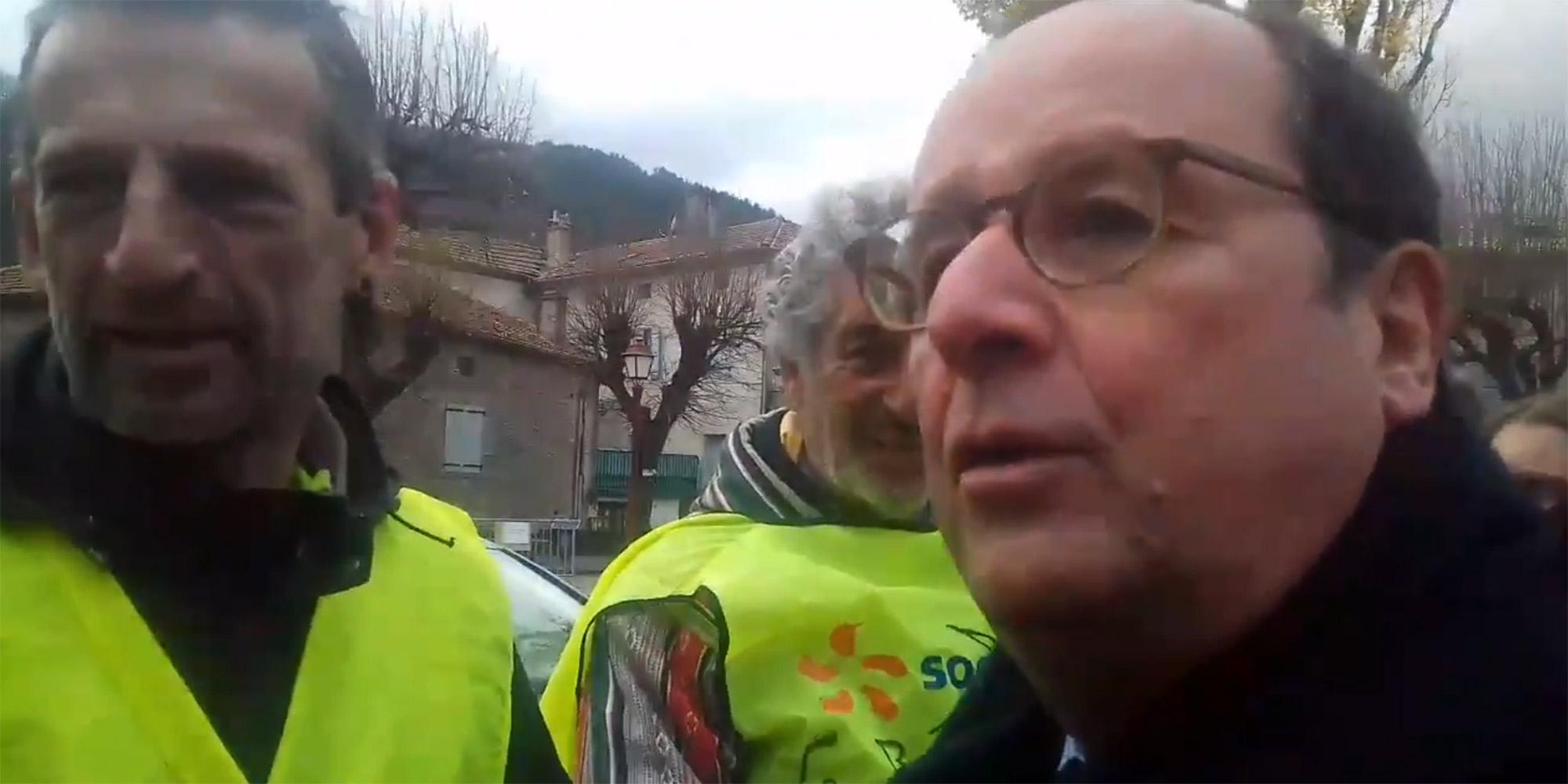 François Hollande a récemment rencontré plusieurs députés de la majorité, et sapprête à en voir dautres.