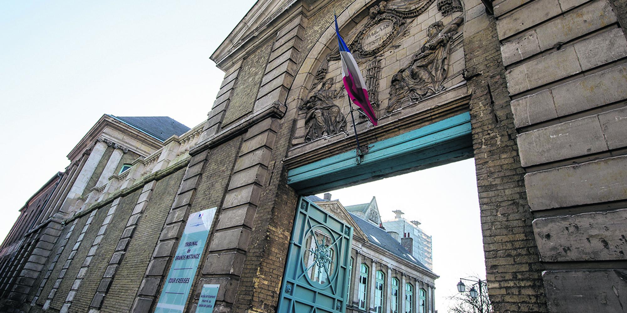 A Saint-Omer, peur sur la ville en attendant le procès de Redoine Faïd
