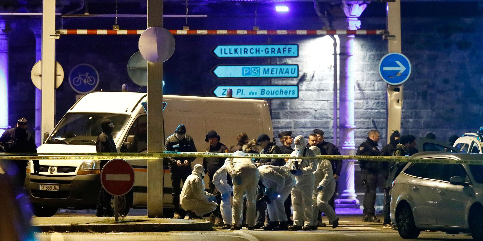 """Attentat de Strasbourg : Chérif Chekatt, """"soldat"""" de l'Etat islamique selon le groupe terroriste"""