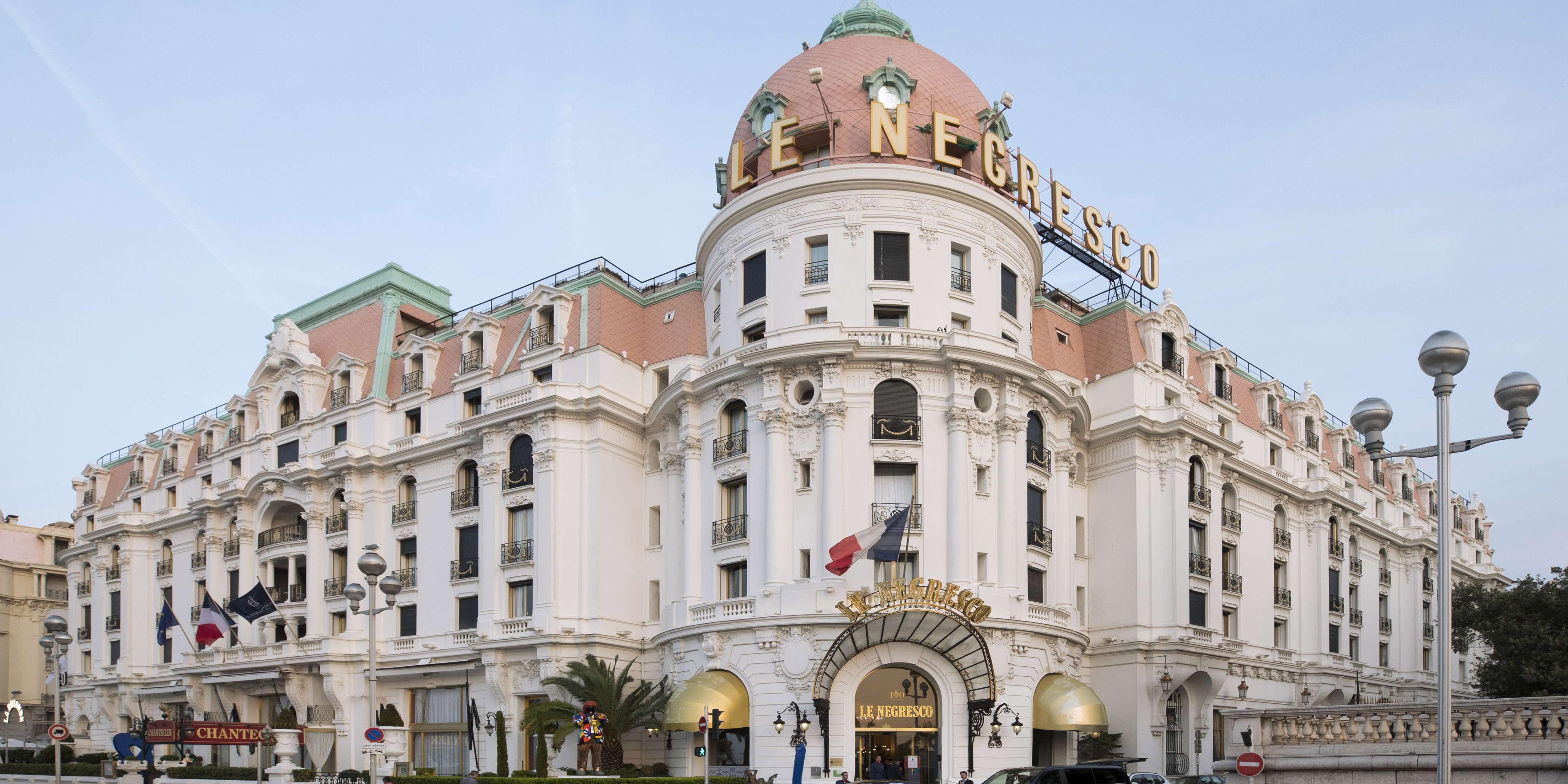 Au Negresco de Nice, la succession de Jeanne Augier attise intrigues et convoitises