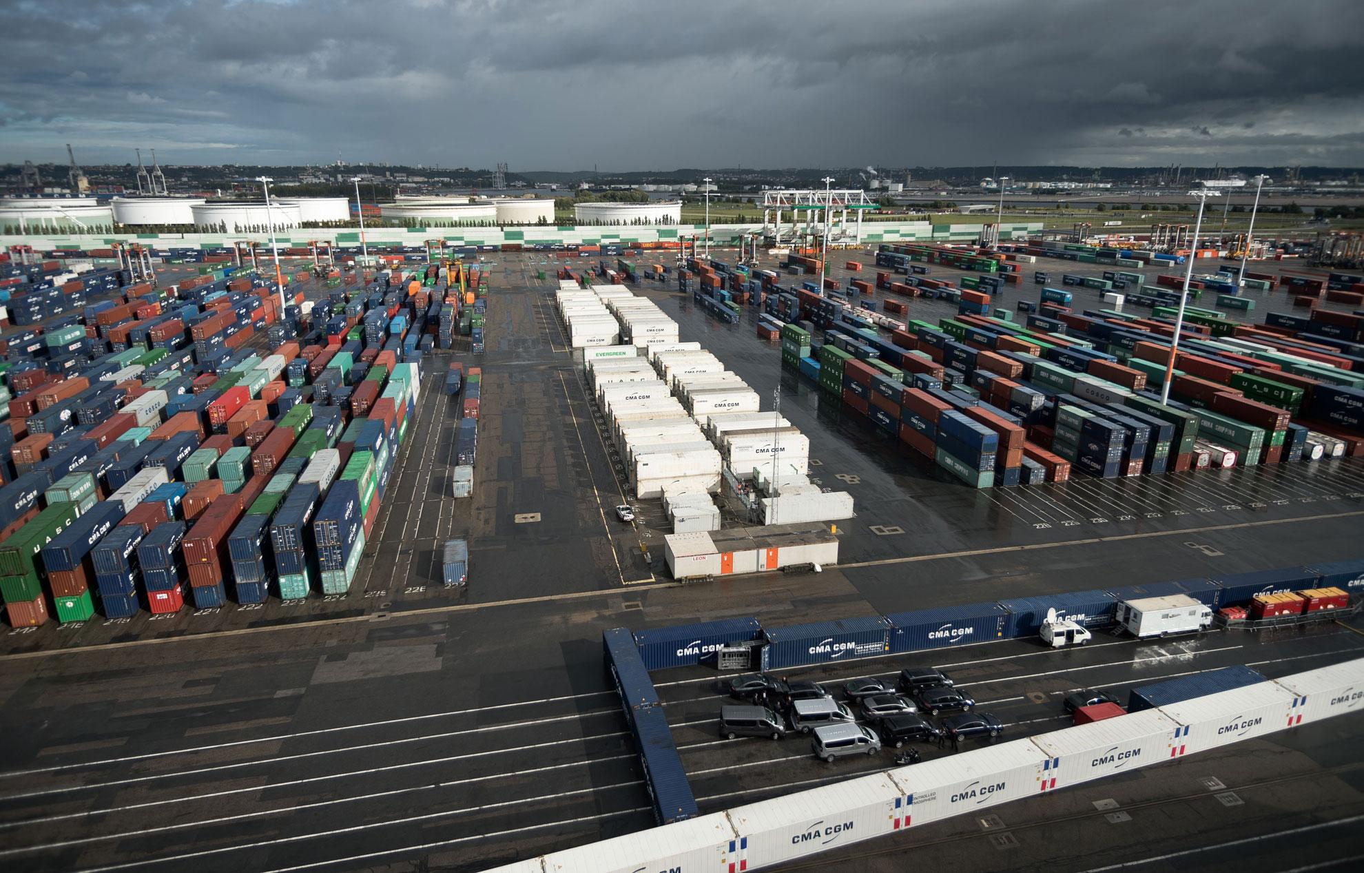 Cinq Dockers Du Havre En Garde A Vue Pour Trafic De Cocaine