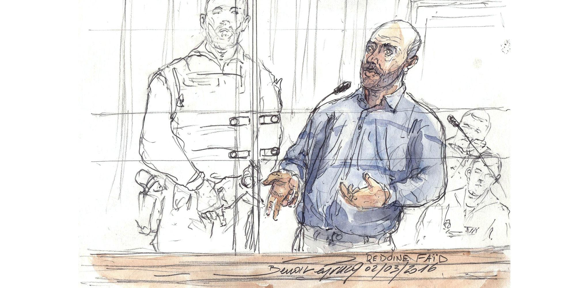 Pourquoi le procès de Redoine Faïd pourrait être renvoyé