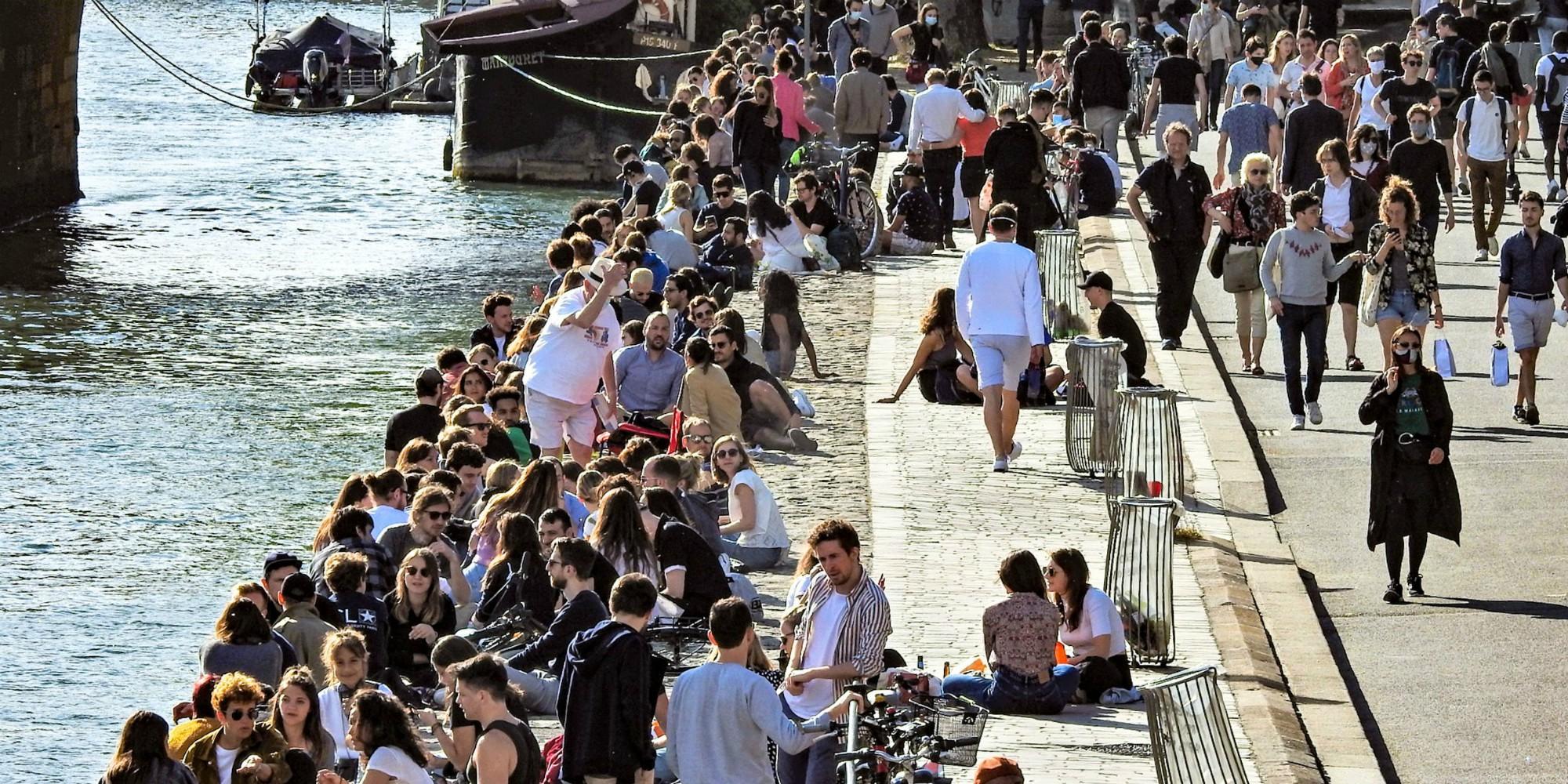 Pourquoi l'épidémie ne repart pas en France