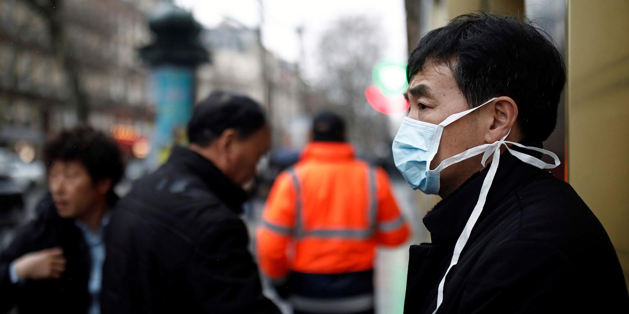 masque contamination virus