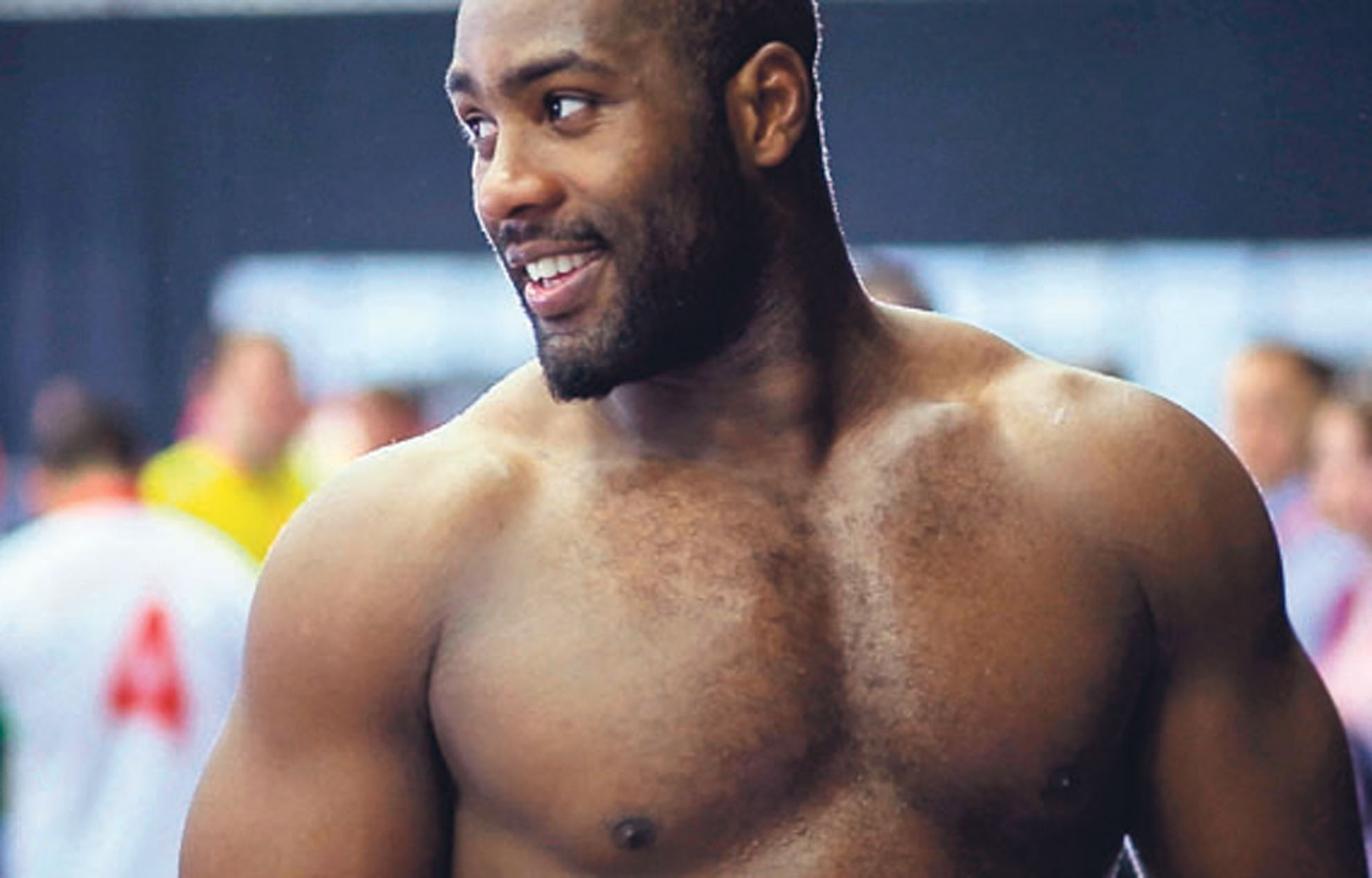 teddy riner cr ve aussi l 39 cran dans un documentaire sur canal. Black Bedroom Furniture Sets. Home Design Ideas