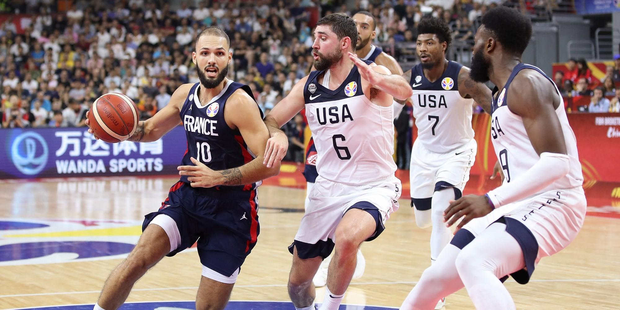 Basket aux Jeux Olympiques : comment les Etats-Unis veulent prendre leur revanche sur la France