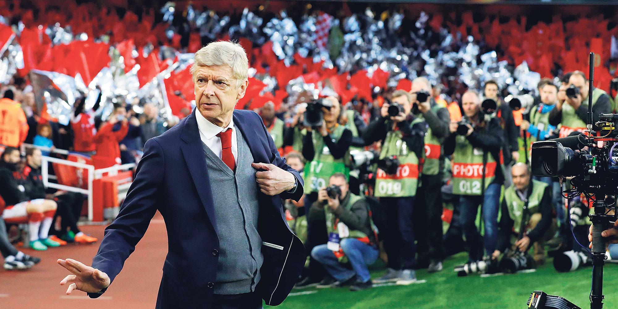top design meilleure sélection de 2019 fournisseur officiel Arsène Wenger fait ses adieux à l'Emirates Stadium