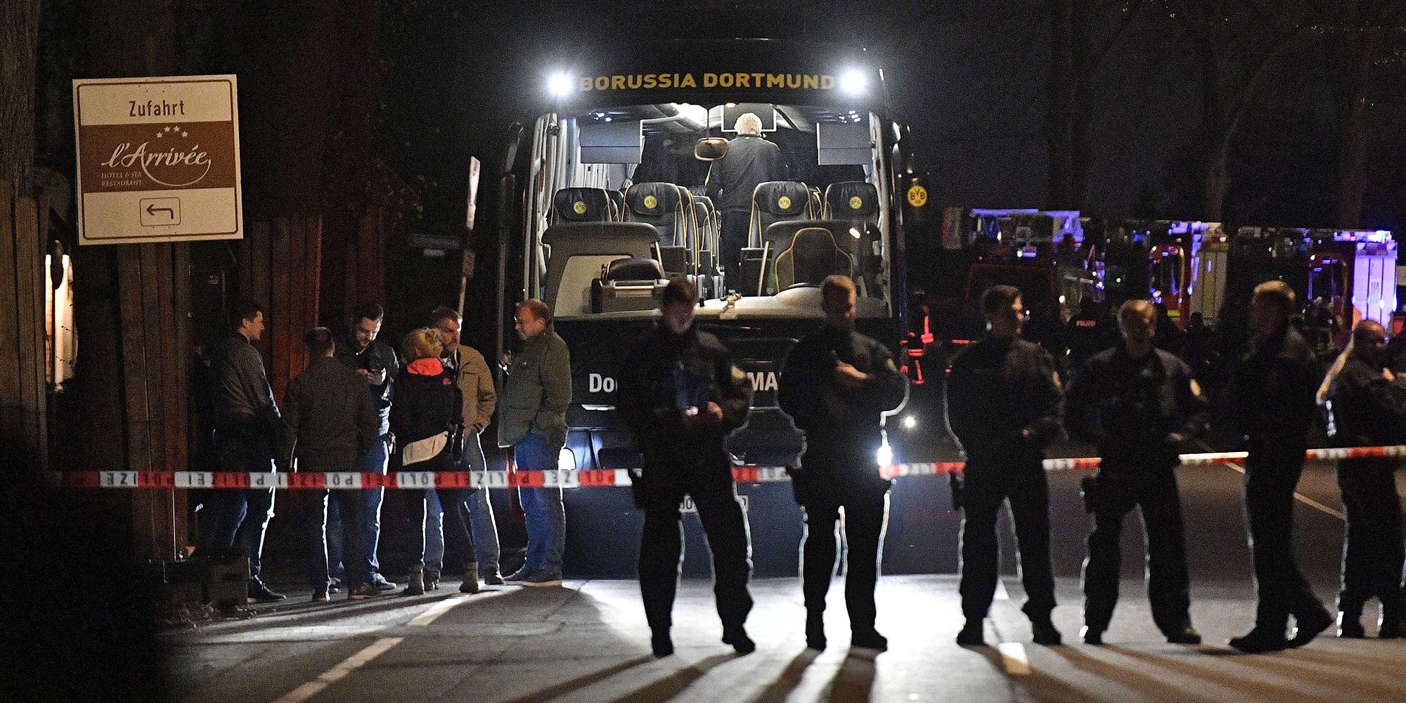 Attaque du bus du Borussia Dortmund : trois ans après, un témoin raconte