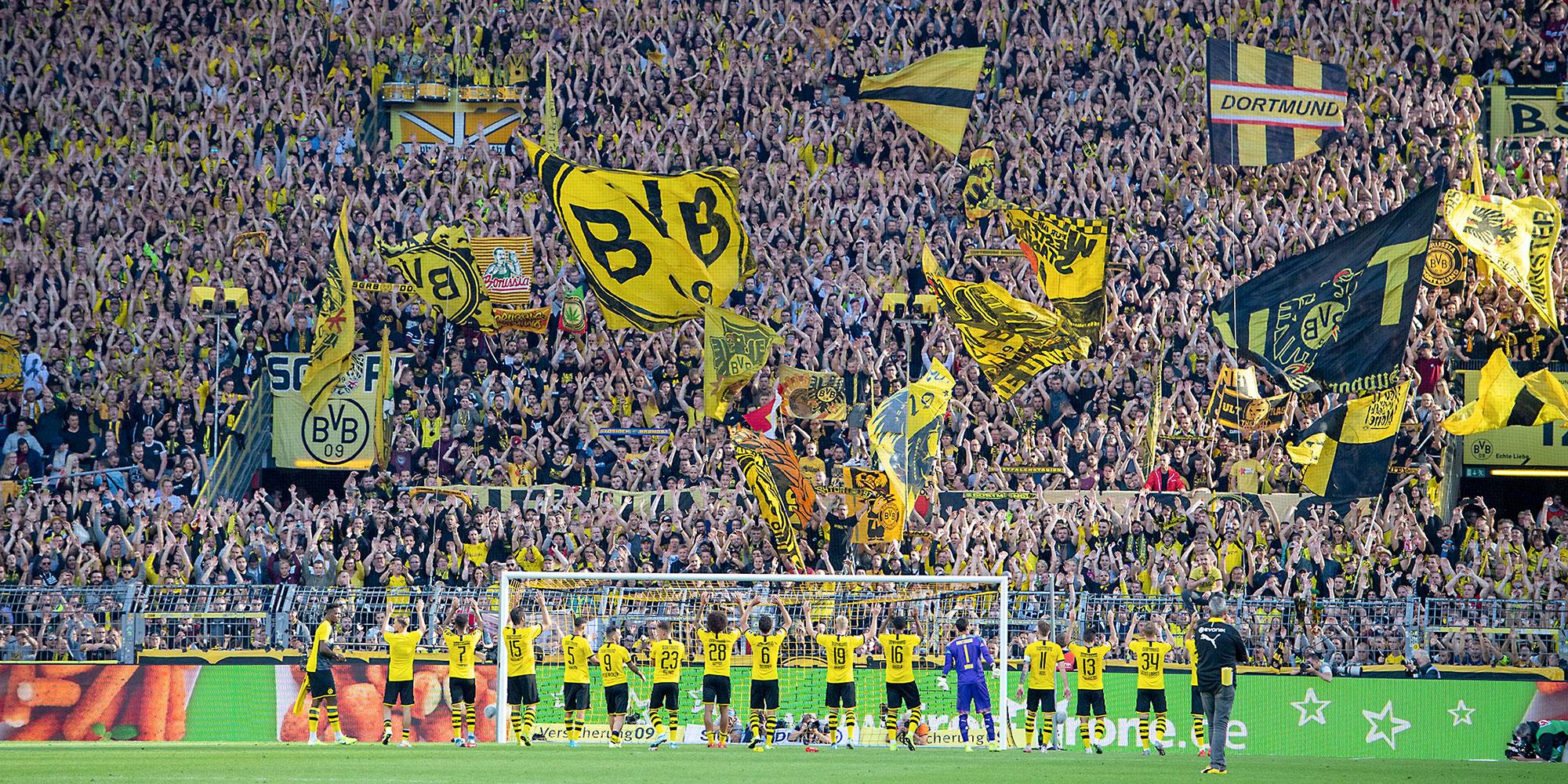Dortmund, la vraie capitale du football allemand