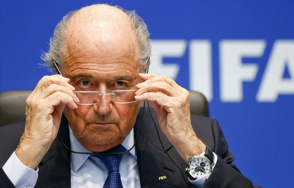 La coupe du monde au qatar une erreur pour blatter - Qatar football coupe du monde ...