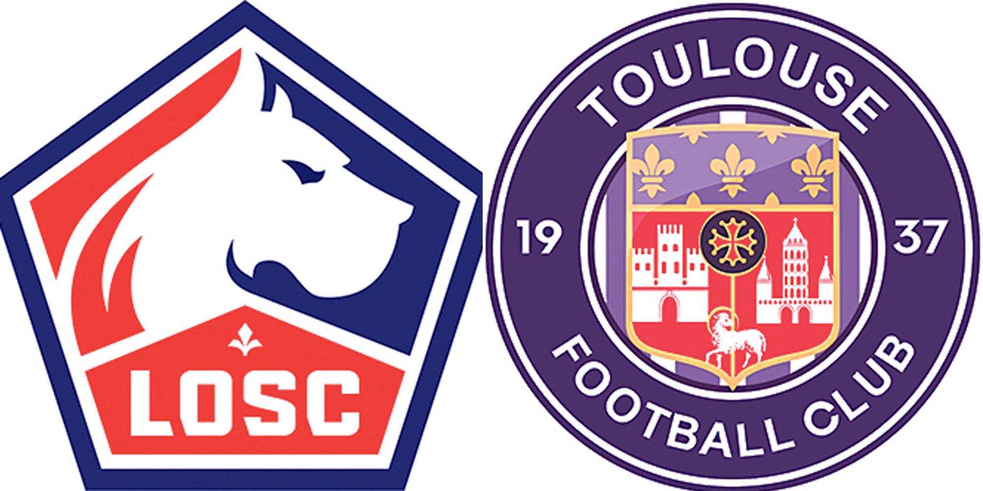 Ligue 1 Quand Les Clubs Jouent Au Logo