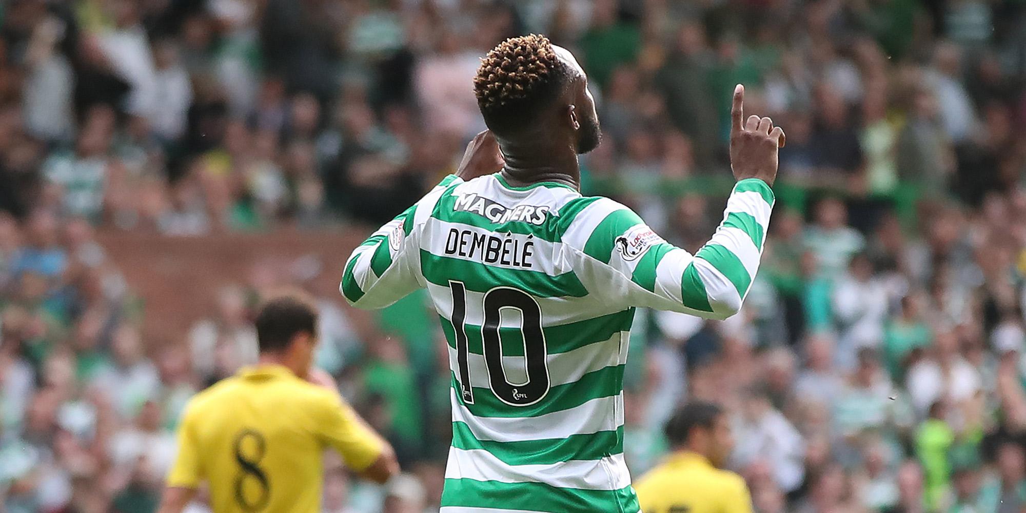 OL : comment l'Ecosse a fait grandir Moussa Dembélé