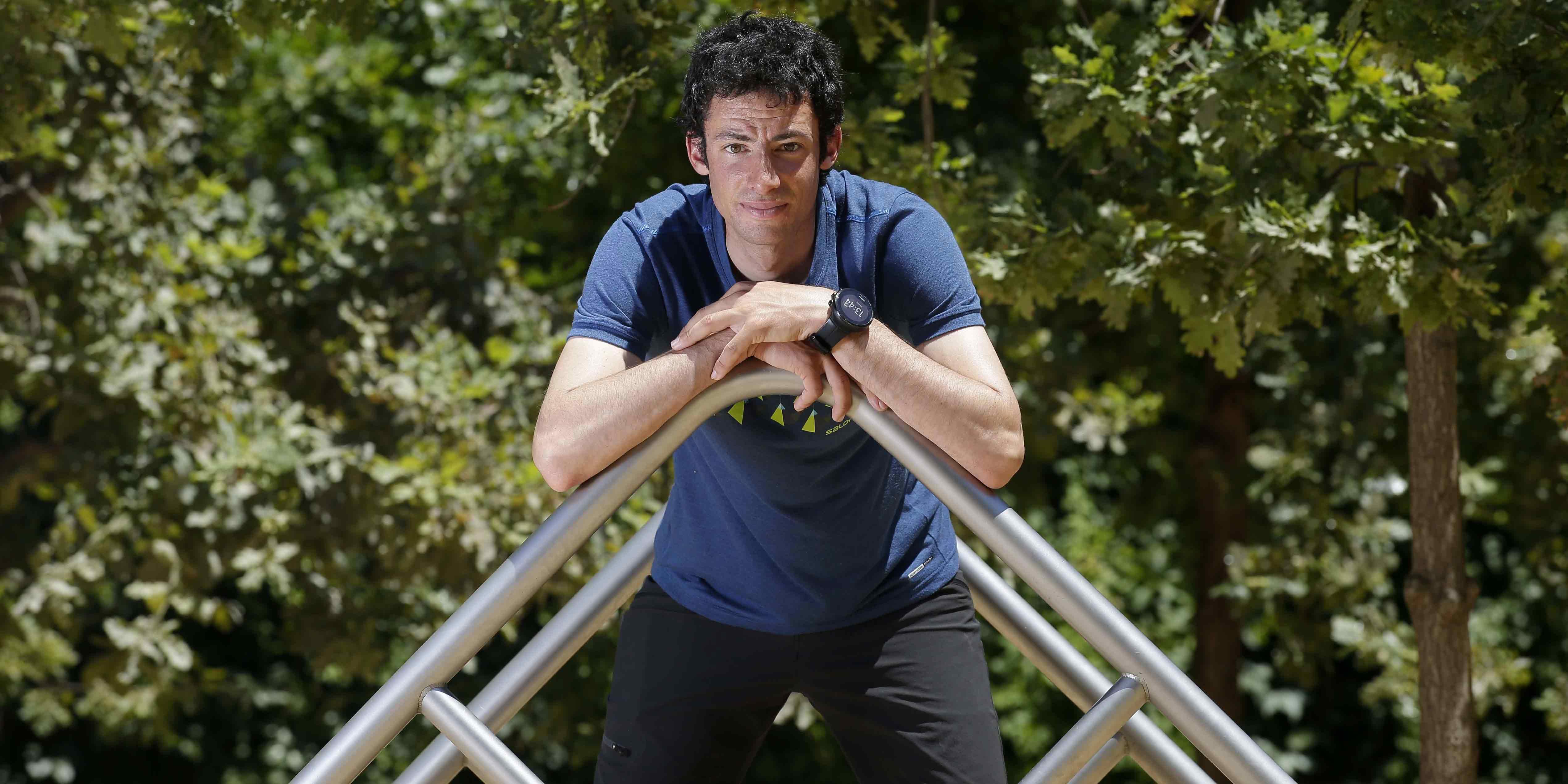 """Kilian Jornet, star de l'ultra-trail : """"Je compte me limiter aux choses qui ont du sens pour moi"""""""