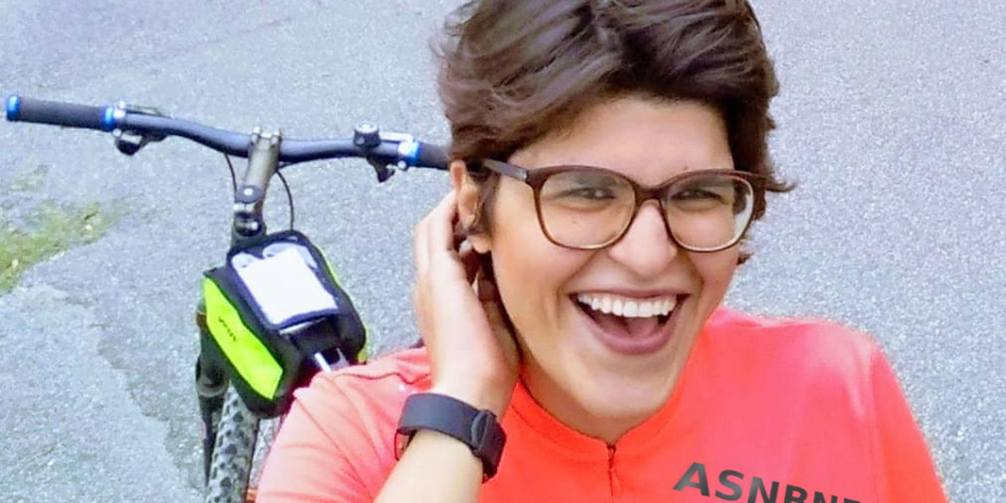 Marathon de Paris : l'Iranienne Sanaz Hajjami court pour financer des bourses au Bénin