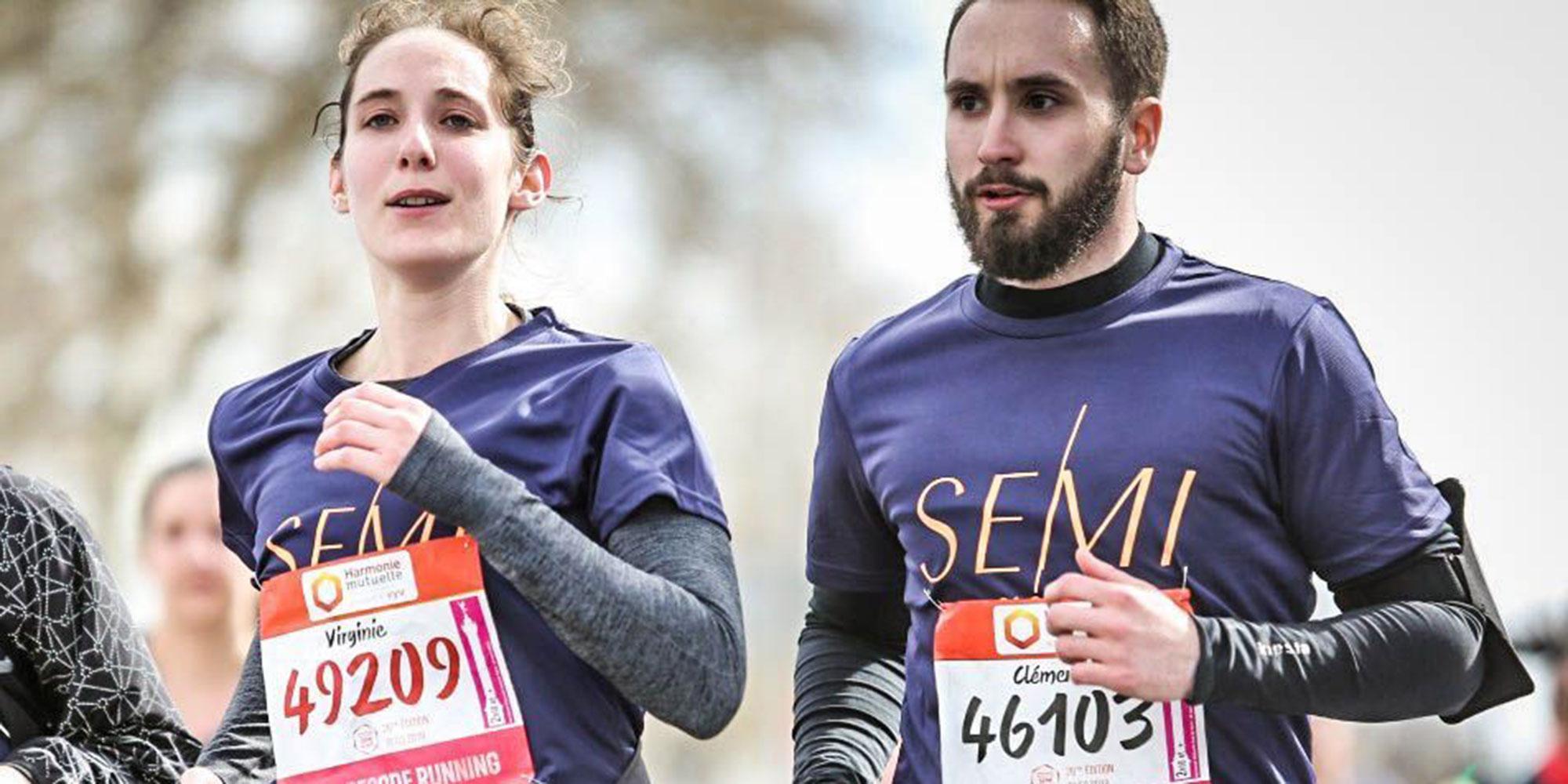 Marathon de Paris : Virginie Féral va courir pour deux après la mort de son compagnon