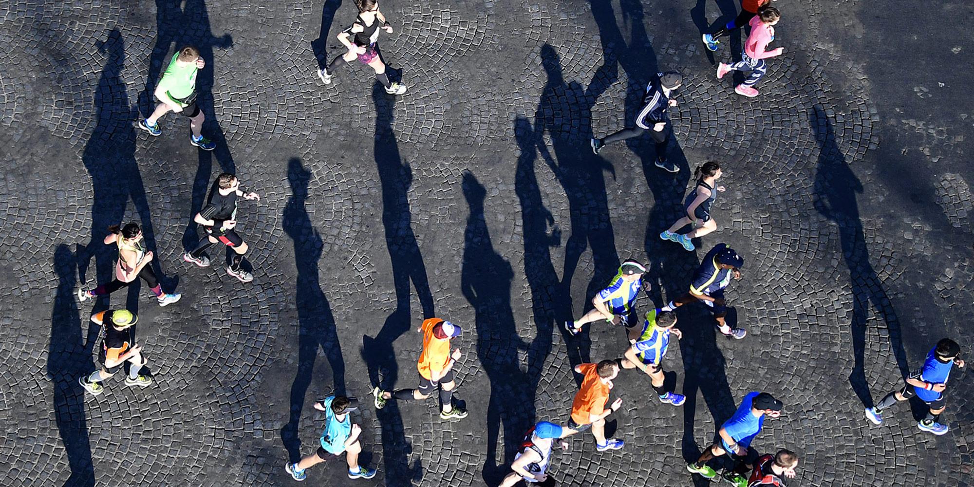 Meneurs d'allure et coureur guide : voici votre newsletter consacrée au marathon