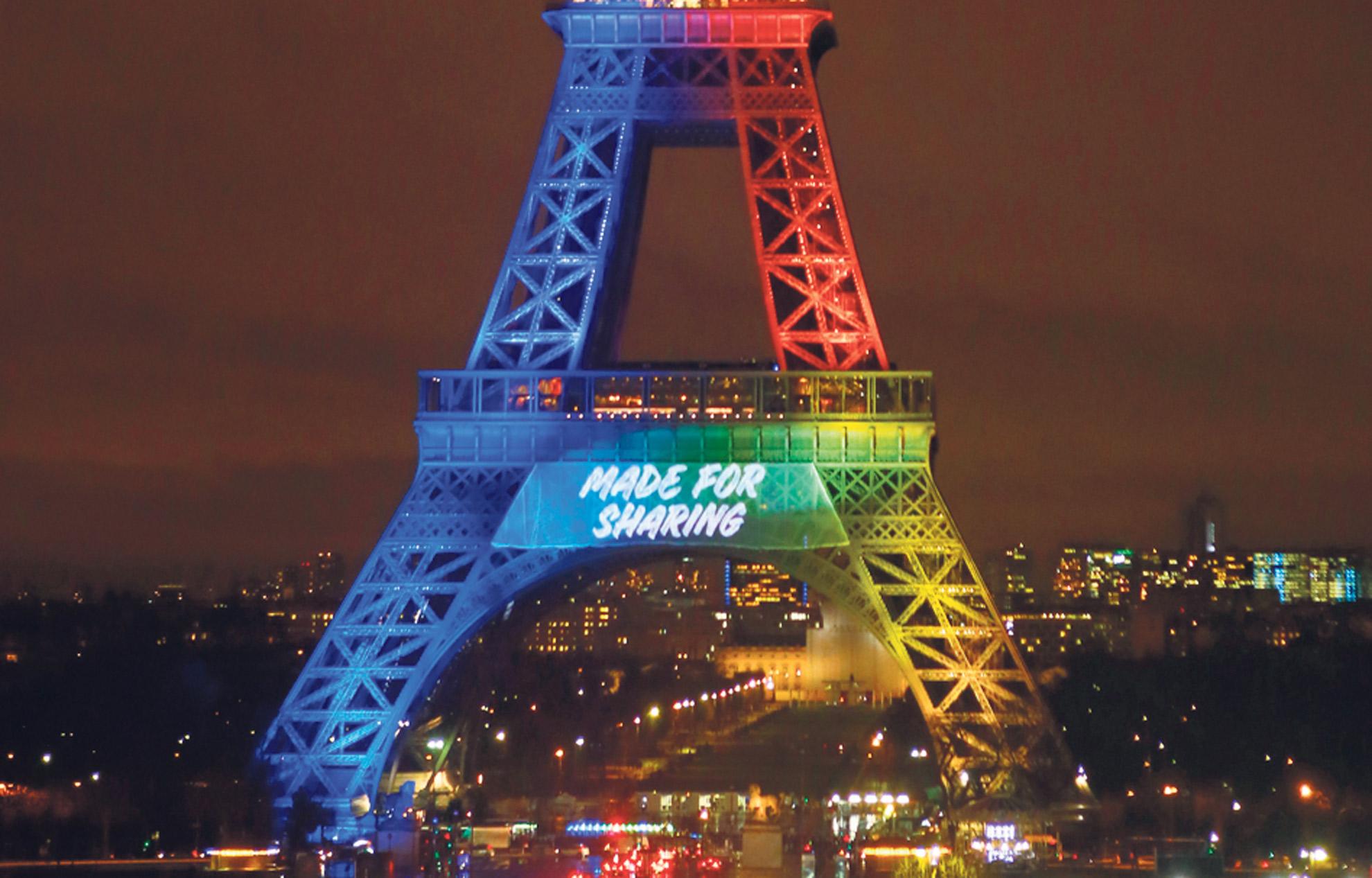 Paris 2024 : un slogan très partagé