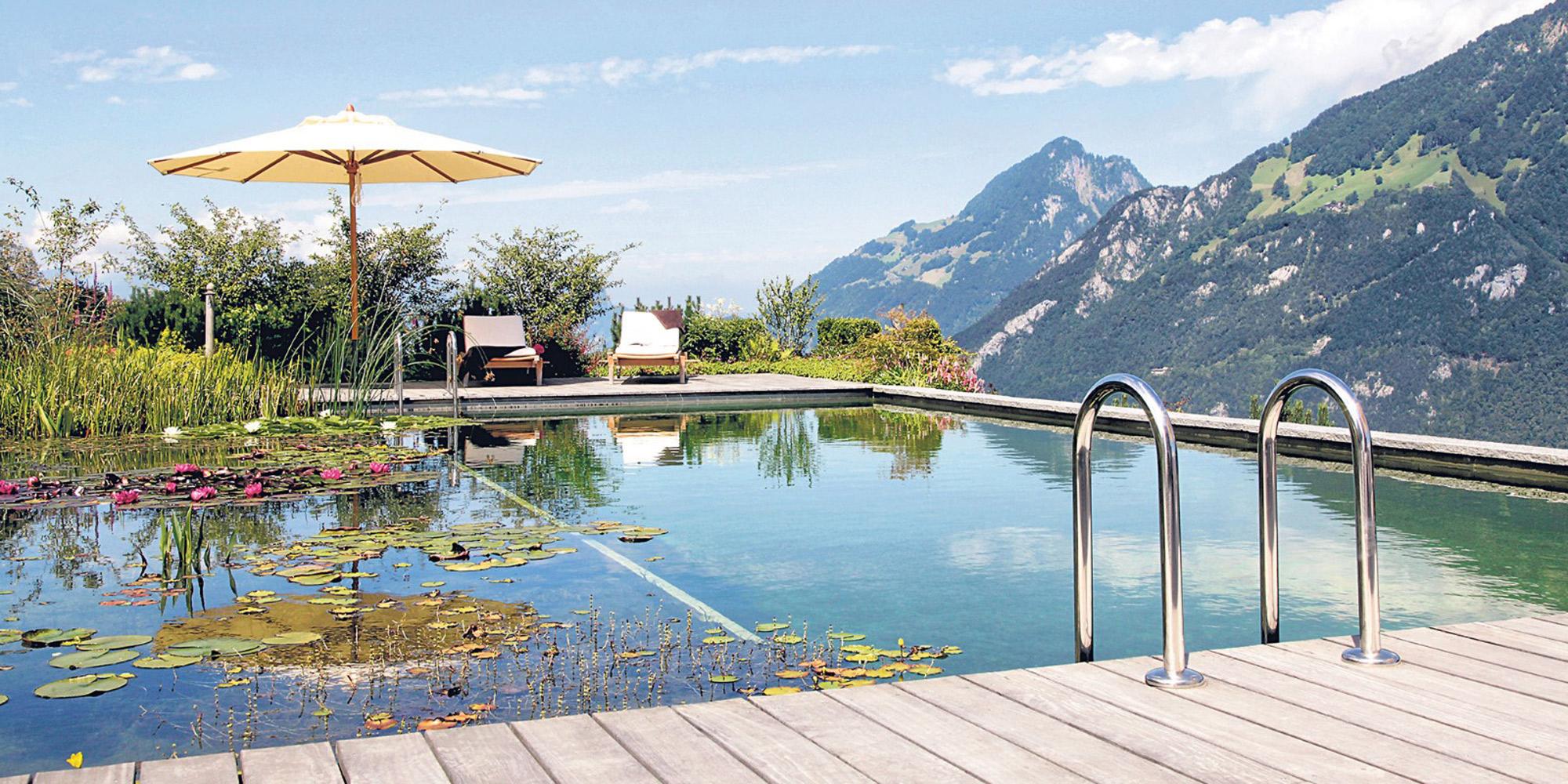 Transformer Son Bassin En Piscine cet été, tentez la piscine écologique